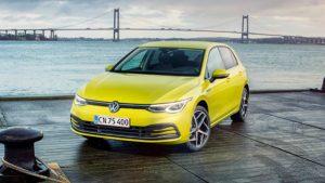 Danmarkspremiere – den nye progressive Golf 8 er landet til priser fra 244.995 kr.