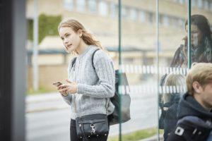 Pendlere står for salgsrekord i Midttrafik app
