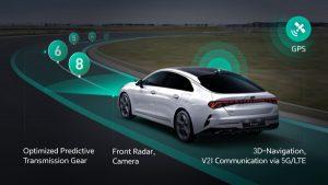 KIA udvikler verdens første ICT Connected Shift System