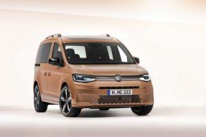 VW Caddy 5 – digital og dynamisk