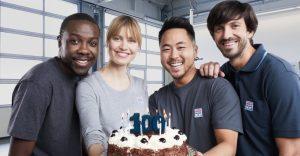 Bosch Car Service fejrer 100 år