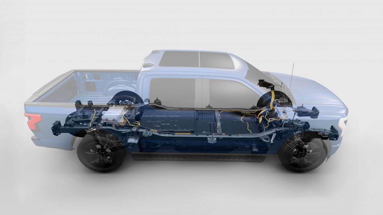 Fremtidens pickup er landet: Ford F-150 Lightning er helt elektrisk